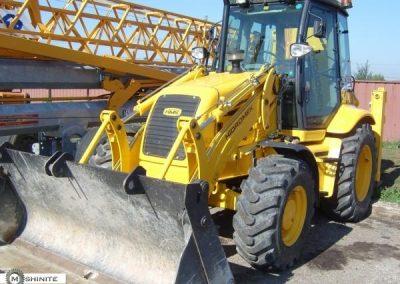 Hydromec Excavator