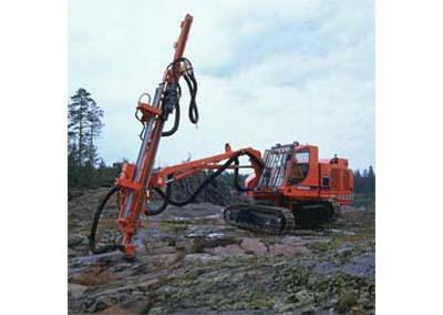 Tamrock – Ranger 500 Drilling Rig