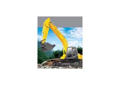 Hyundai R 210 Hydraulic Excavator